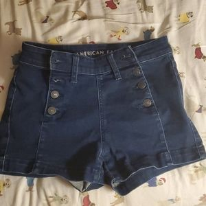 Gently used American eagle shorts